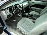 2006 Ford Mustang GT Premium Coupe Light Graphite Interior