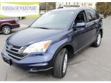 2010 Royal Blue Pearl Honda CR-V EX-L AWD #78824691