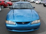 1994 Ford Mustang Bright Blue Metallic