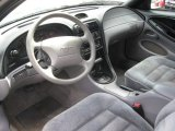 1994 Ford Mustang V6 Coupe Grey Interior