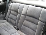 1994 Ford Mustang V6 Coupe Rear Seat