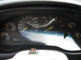 1994 Ford Mustang V6 Coupe Gauges