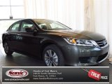 2013 Hematite Metallic Honda Accord LX Sedan #78824568