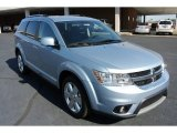 2013 Winter Chill Pearl Dodge Journey Crew #78824820