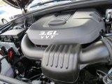 2014 Jeep Grand Cherokee Laredo 3.6 Liter DOHC 24-Valve VVT Pentastar V6 Engine