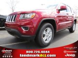 2014 Deep Cherry Red Crystal Pearl Jeep Grand Cherokee Laredo #78851917