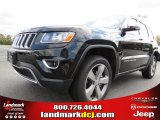 2014 Brilliant Black Crystal Pearl Jeep Grand Cherokee Limited #78851913