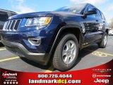 2014 True Blue Pearl Jeep Grand Cherokee Laredo #78851912