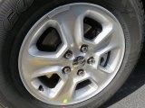 2014 Jeep Grand Cherokee Laredo Wheel