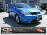2007 Speedway Blue Pearl Toyota Matrix XR #78852108