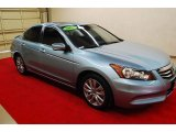 2012 Celestial Blue Metallic Honda Accord EX-L Sedan #78851892
