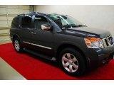 2012 Smoke Gray Nissan Armada SL #78851890