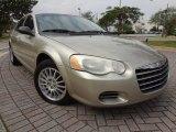2006 Chrysler Sebring Linen Gold Metallic Pearl