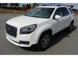 2013 Summit White GMC Acadia SLT #78852093