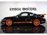 2007 Black/Orange Porsche 911 GT3 RS #78852151
