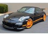 2007 Porsche 911 Black/Orange