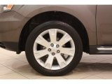 Mitsubishi Outlander 2010 Wheels and Tires