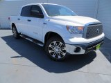 2013 Super White Toyota Tundra Texas Edition CrewMax #78851965