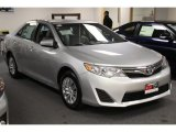 2013 Classic Silver Metallic Toyota Camry LE #78852133