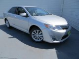2013 Classic Silver Metallic Toyota Camry XLE #78851963