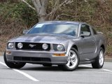 2007 Tungsten Grey Metallic Ford Mustang GT Premium Coupe #78851951