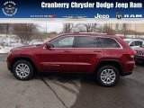 2014 Deep Cherry Red Crystal Pearl Jeep Grand Cherokee Laredo 4x4 #78879940