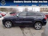 2014 True Blue Pearl Jeep Grand Cherokee Limited 4x4 #78879939