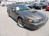 2003 Dark Shadow Grey Metallic Ford Mustang GT Convertible #78880188