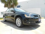 2013 Deep Black Pearl Metallic Volkswagen Jetta TDI Sedan #78880444