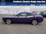2013 Plum Crazy Pearl Dodge Challenger R/T Classic #78879930