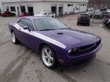 2013 Dodge Challenger Plum Crazy Pearl