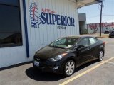 2013 Black Hyundai Elantra Limited #78879796