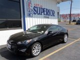 2013 Black Noir Pearl Hyundai Genesis Coupe 3.8 Grand Touring #78879795