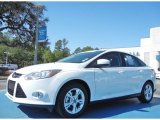 2012 Oxford White Ford Focus SE Sport Sedan #78879924