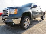 2013 GMC Sierra 2500HD SLT Crew Cab Data, Info and Specs