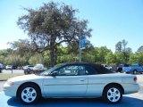 2000 Chrysler Sebring Light Cypress Green Metallic