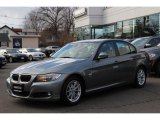 2010 Space Gray Metallic BMW 3 Series 328i xDrive Sedan #78879785