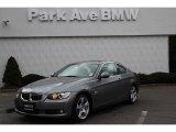 2010 Space Gray Metallic BMW 3 Series 328i xDrive Coupe #78879783