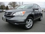 2011 Polished Metal Metallic Honda CR-V EX-L 4WD #78880294