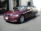 2008 Barbera Red Metallic BMW 3 Series 335i Convertible #78880543