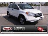 2010 Taffeta White Honda CR-V LX #78880023