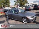 2011 Space Gray Metallic BMW 3 Series 328i Coupe #78880156