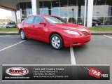 2008 Barcelona Red Metallic Toyota Camry LE V6 #78880282
