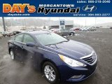 2013 Indigo Night Blue Hyundai Sonata GLS #78880403