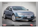 2011 Steel Blue Metallic Ford Fusion SEL #78879743