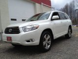 2010 Blizzard White Pearl Toyota Highlander Sport 4WD #78880380