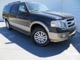 2013 Tuxedo Black Ford Expedition EL XLT #78880110