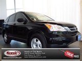 2011 Crystal Black Pearl Honda CR-V LX #78879725