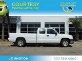 2005 Summit White Chevrolet Silverado 1500 Extended Cab #78879859