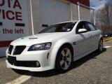 2009 White Hot Pontiac G8 GT #78880371